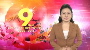 Tạp chí Hương Việt - 9 năm cầu nối văn hoá Việt - Đức