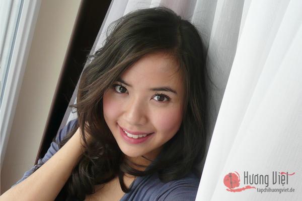 Nguyễn Ngọc Kiều Khanh: Hoa hậu má lúm
